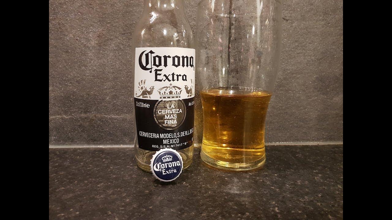 Corona Extra Beer Review Youtube