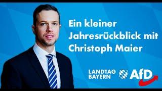 Christoph Maier: Ein kleiner Jahresrückblick 2020