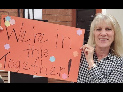 Mountain Shadows Elementary School Video Message to Students