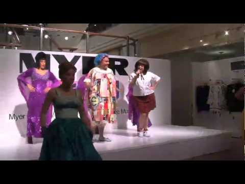 HAIRSPRAY At Myer Sydney City