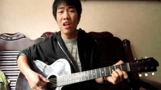 Du cho minh cach xa guitar