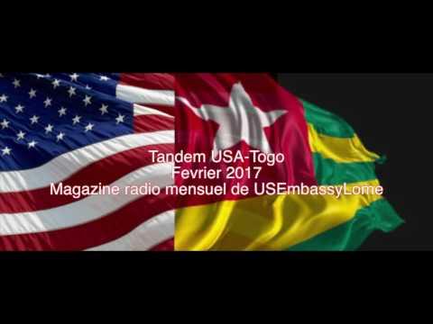 Tandem USA Togo février 2017