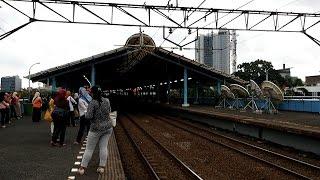 2015/11/24 【駅舎訪問】 ジャカルタ ジュアンダ駅