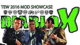 TEW 2016 Mod Showcase   Diablo X