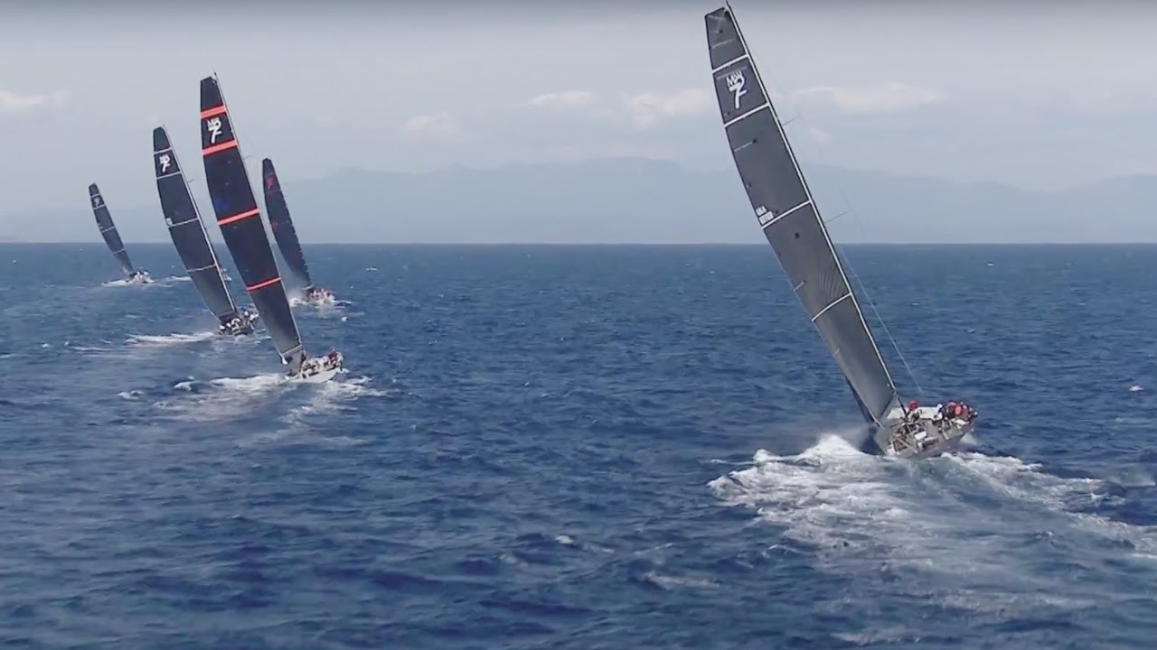 Maxi Yacht Rolex Cup 2015 Highlights Youtube