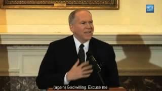Menggemparkan!! Direktur CIA John Brennan Kagum Dgn Islam (TEKS INDO TEKAN TOMBOL TRANSLATE) thumbnail