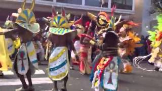 Junkanoo Festival winners 2013 - The Saxons