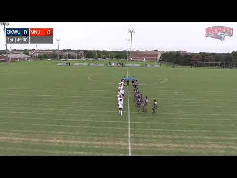 MNU Women's Soccer vs Oklahoma Wesleyan University 2020
