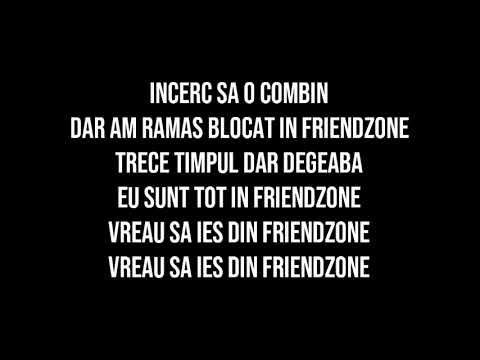 LINO GOLDEN x SELLY - FRIENDZONE | ( VERSURI LYRICS )