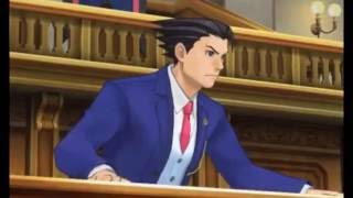 [spoil] All Breakdowns+DLC - Phoenix Wright Ace Attorney Spirit of Justice