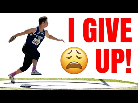 THE SHOT PUT AND DISCUS THROW MISTAKE TOO MANY THROWERS MAKE