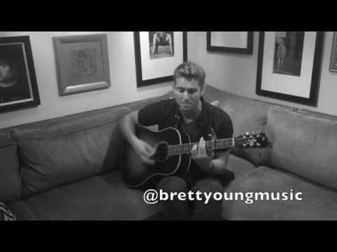"Sam Hunt- ""Take Your Time"" (Cover by Brett Young)"