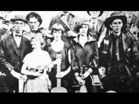 Fiddlin' Powers & Family Old Joe Clark (VICTOR 19434) (1924)