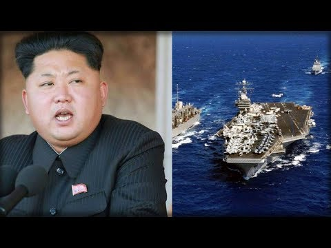 BREAKING: US SPY SATELLITES JUST CAUGHT NK ARMING ANTI-NAVY SUPERWEAPON