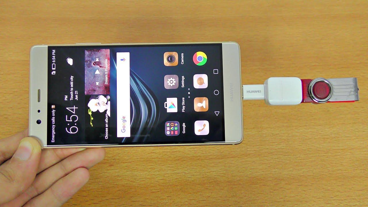 Huawei P9 Plus Type C Usb Otg Review 4k Youtube Log On Micro Lo 28 Gold