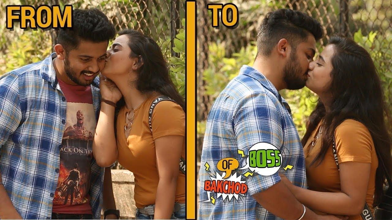 Download Best Of Best Kiss & Slap Prank - Behind the Scenes | Raj Khanna - Boss Of Backchod | HighIQ