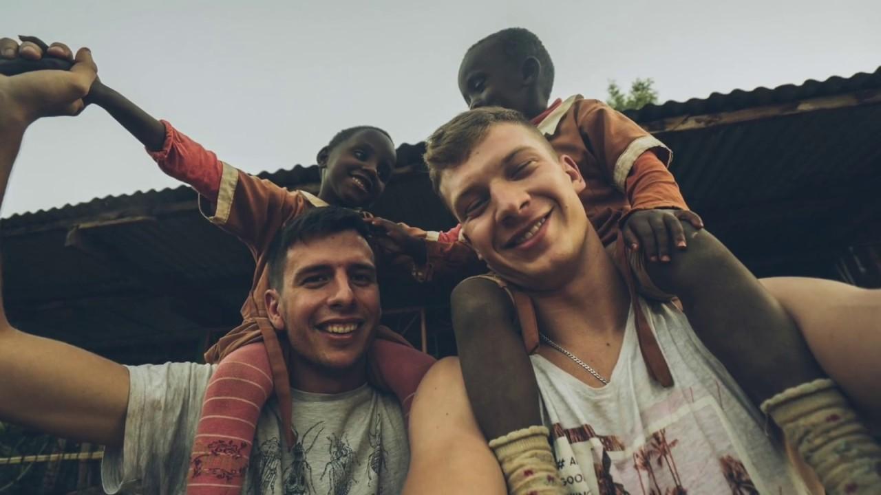 Zaadoptowali Dzieci z Afryki!! #13