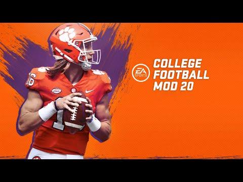 Madden 20 College Football Mod Tutorial