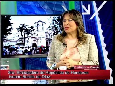 Entrevista a la Embajadora de Honduras en la 2°da parte