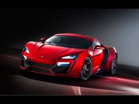 TOP 5 EXPENSIVE CARS IN THE WORLD 2017