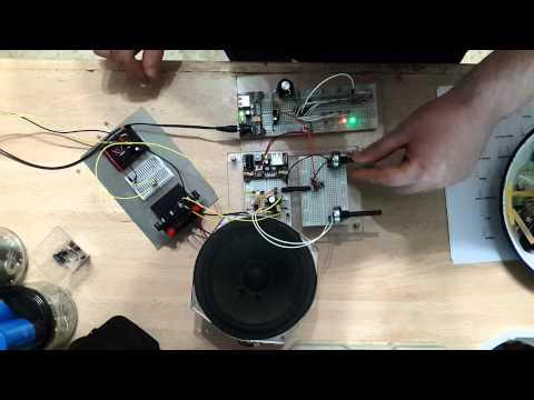 Oscillating Tone Generator
