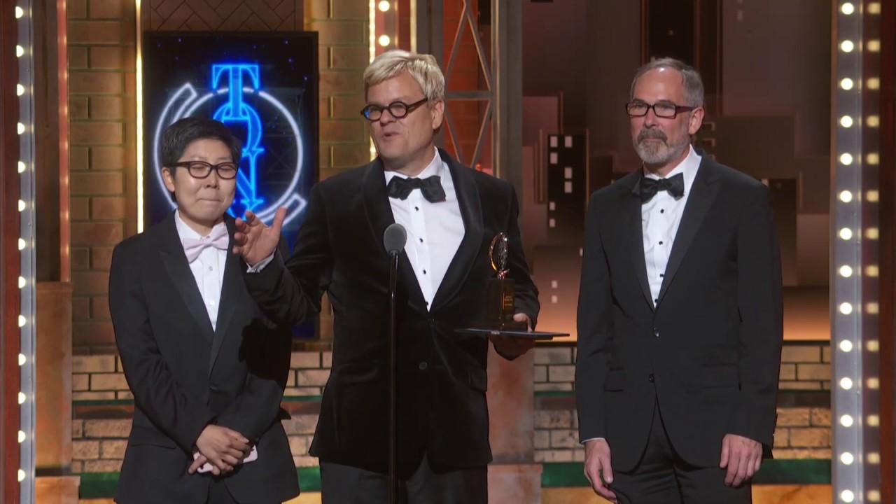 2019 Tony Awards: Best Sound Design of a Play - Fitz Patton (Choir Boy)