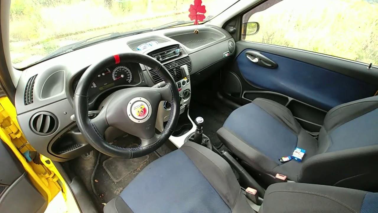 Fiat Punto Mk2 1 2 16v Sporting