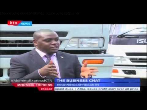 Business chat, CEO General Motors, RIta Kavashe, 21st July 2015