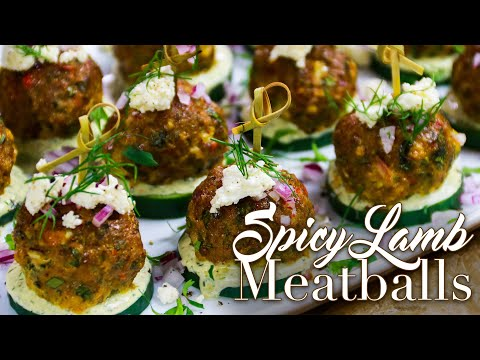 spicy-lamb-meatballs-|-low-carb-keto-meatball-appetizers-|-carnaldish