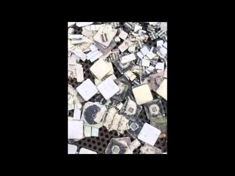 electrolytic gold, precious metals refining,  электронные отходы  переработки металла