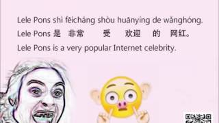 """Chinese Internet Celebrities: Describe Them with """"网红 (wǎnghóng)"""""""