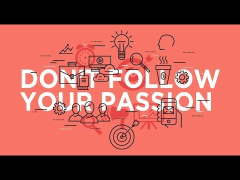 20171001 - Andy Setiawan - Don't Follow Your Passion - Cactus Production