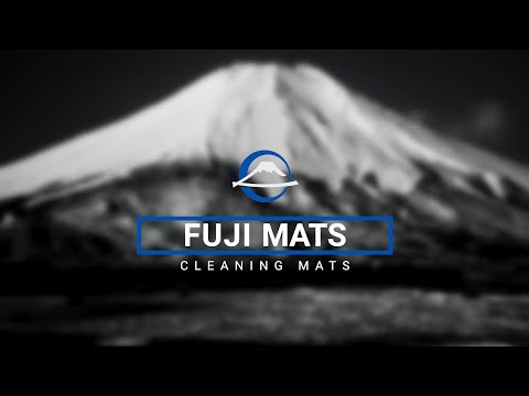 Cleaning your Fuji Mats