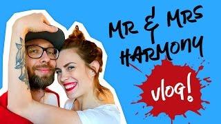 MR & MRS HARMONY VLOG: #2 TEN Z ROBIENIEM SIĘNA BÓSTWO