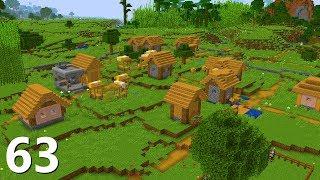 Nowa Przygoda w NOWEJ WIOSCE! - SnapCraft III - [62] (Minecraft 1.14 Survival)