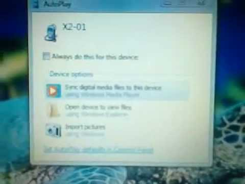 How To Put  Music Into Nokia x2-01