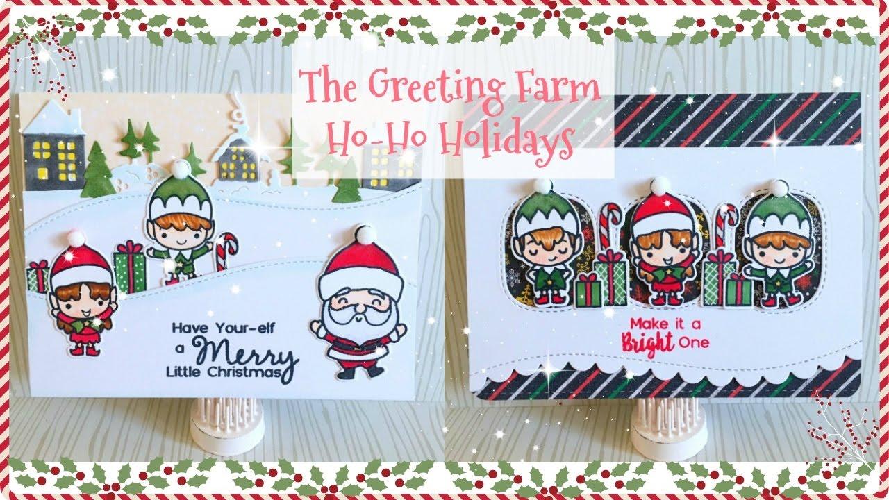 The Greeting Farm Ho Ho Holidays - YouTube