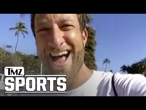 Barstool Sports President Dave Portnoy Talks New Riches, Super Bowl Bets | TMZ Sports