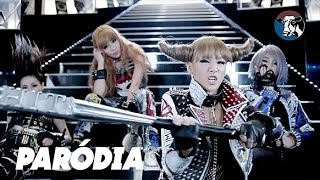 2NE1 - I Am The Best (Paródia/Redublagem)