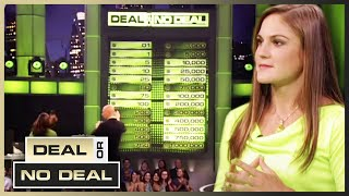 LIME Green Zanny! 💚 | Deal or No Deal US | Season 2 Episode 25 | Full Episodes