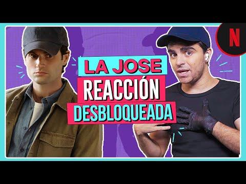 La Jose reacciona a You temporada 3
