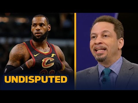 Chris Broussard on reports NBA execs believe Cavs preparing for LeBron's departure | UNDISPUTED