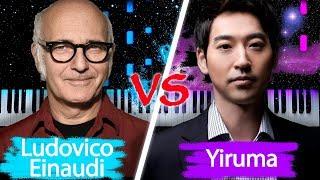 Yiruma vs Ludovico Einaudi