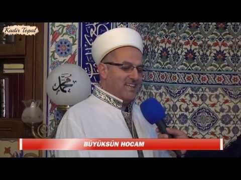 Osman Gökrem - Selime hatun camii İmamı