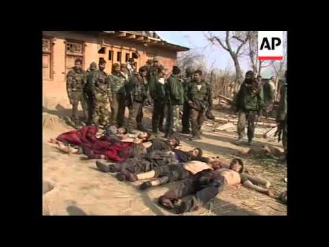Six militants killed in clashes with Indian security forces Mp3