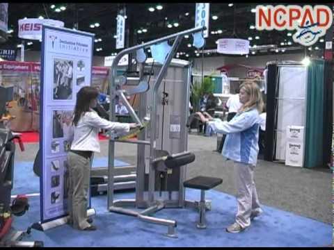 Adaptive Exercise Equipment