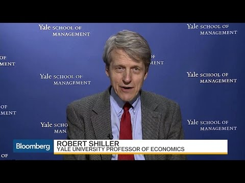 Not a Great Time to Invest in Stock Market, Says Shiller