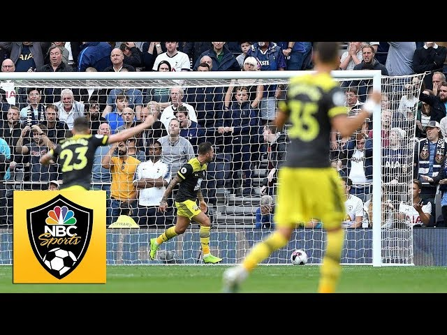 Danny Ings equalizes for Saints on Lloris howler v. Tottenham | Premier League | NBC Sports