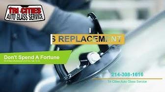 DALLAS WINDSHIELD REPLACEMENT SERVICE - Tri-Cities Auto Glass Service