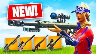 Sniper Shootout Game Mode w/ New Heavy ...